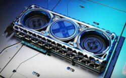 Intel Xe-DG2 GPUを搭載したHPGゲーミングディスクリートグラフィックスカードの詳細