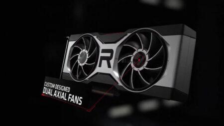 AMD Radeon RX 6600'Navi 23 RDNA 2 GPU シリーズ ダイサイズなどの詳細