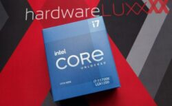 Intel Core i7-11700Kの2回目の初期レビューがリークし大幅に優れた電力