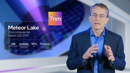 2023年に発売が確認されたIntelの次世代7nm Meteor Lake CPUは、Modular x86アーキテクチャとEUVプロセスノードに基づく