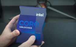 フラッグシップIntelCore i9-11900K Rocket LakeCPU