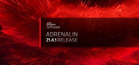 AMD New Radeon Software Adrenalin Edition Experience 2021年4月