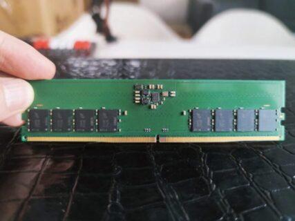 DDR5メモリモジュール、量産向けに展開、IntelおよびAMDの次世代プラットフォームに間もなく登場!