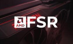 AMD の FSR (FidelityFX Super Resolution) は DLSS の代替ではない