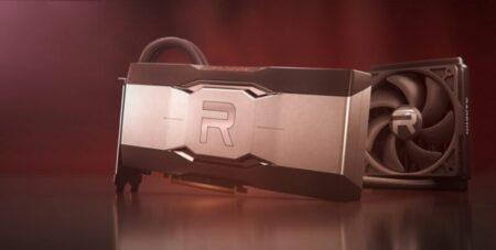 AMDがRadeon RX6900XT液体冷却グラフィックスカードを発表、330WTBPと18GbpsGDDR6メモリを搭載した最速のBig Navi