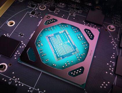 AMD Navi 23GPUには64個のROPと32個のレイトレーシングコア