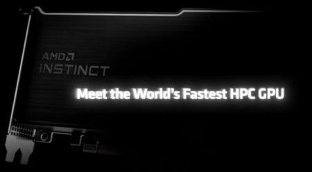 AMD Instinct MI300は、CDNA3アーキテクチャに基づくクアッドMCMGPUを搭載