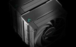 DeepCoolは、洗練された美学とLGA1700互換性を備えたプレミアムAK620高性能およびデュアルタワーCPUクーラーを発表しました