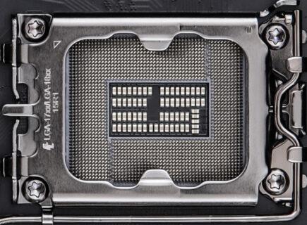 第12世代AlderLakeおよび第13世代RaptorLakeデスクトップCPU用のIntelLGA 1700/1800 '15R1'ソケット