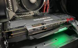 NVIDIA GeForce RTX3080Ti 20 GBグラフィックカードが存在し、非LHRAmpere GPUで最大100MH/sのマイニングパフォーマンス